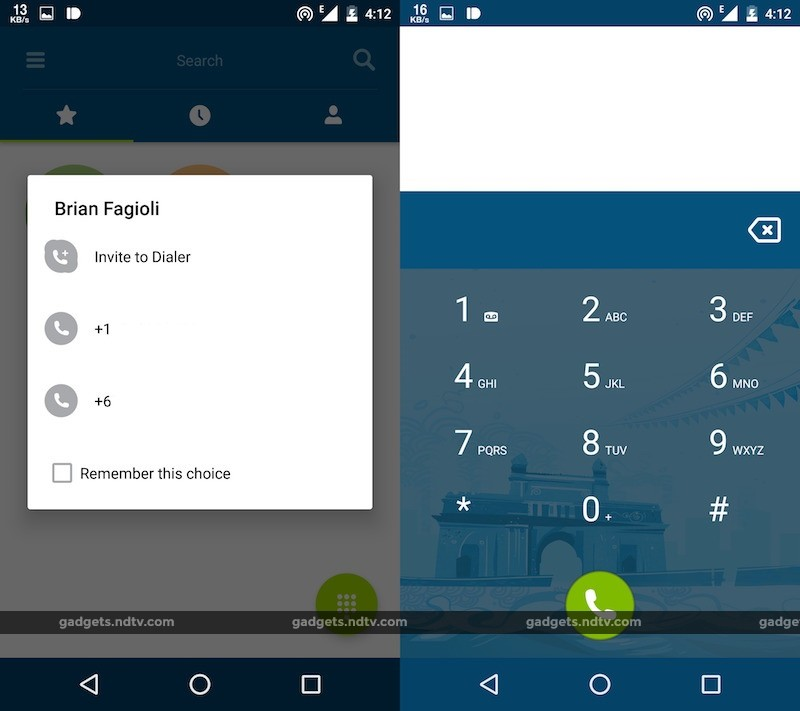 Details emerge on Microsoft's phone Dialer app for Android