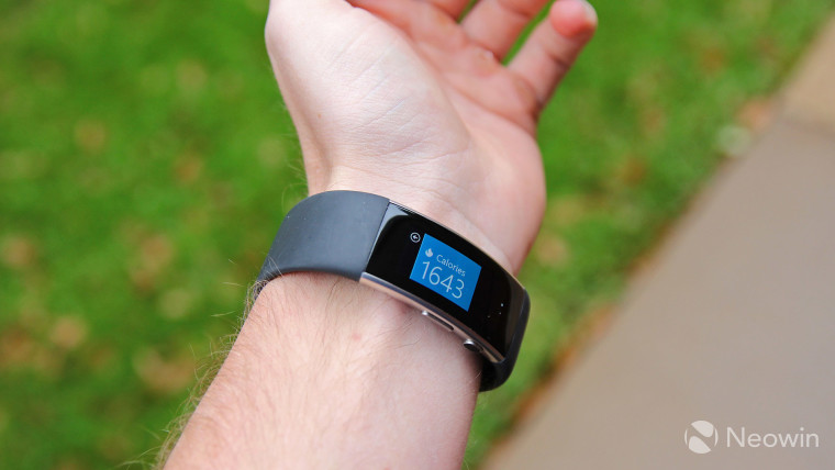 Some of the smallest changes in Microsoft Band 2 make a big difference