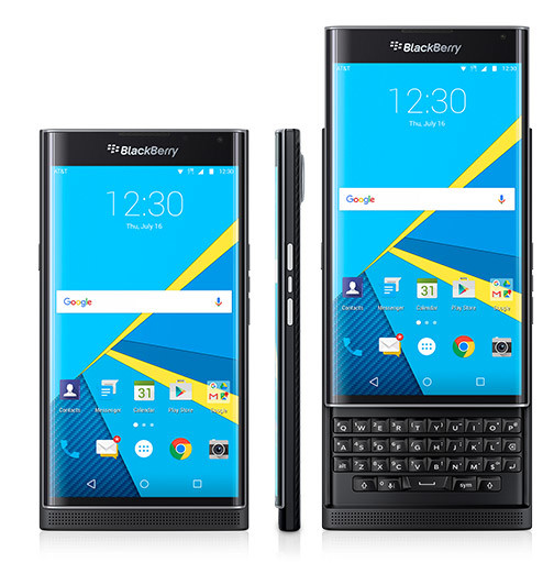 BlackBerry Priv India launch set for January 28, price in question