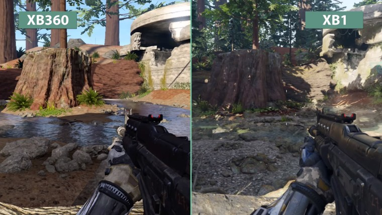Call Of Duty Black Ops 3 S Graphics On Xbox 360 Are Almost