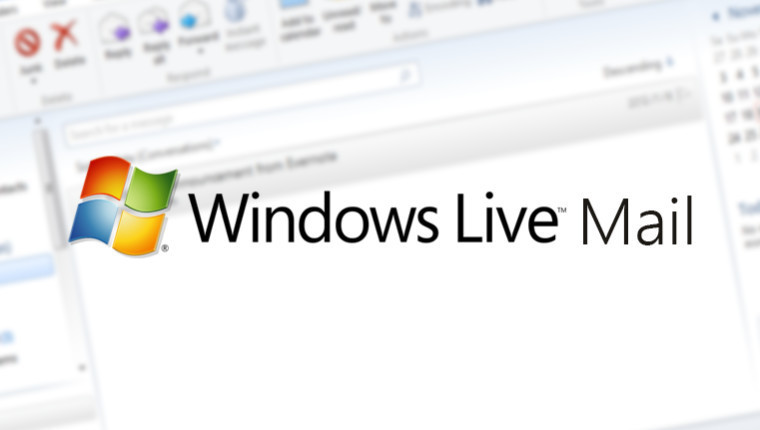 Required Windows Live Mail 2012 update cripples the app for