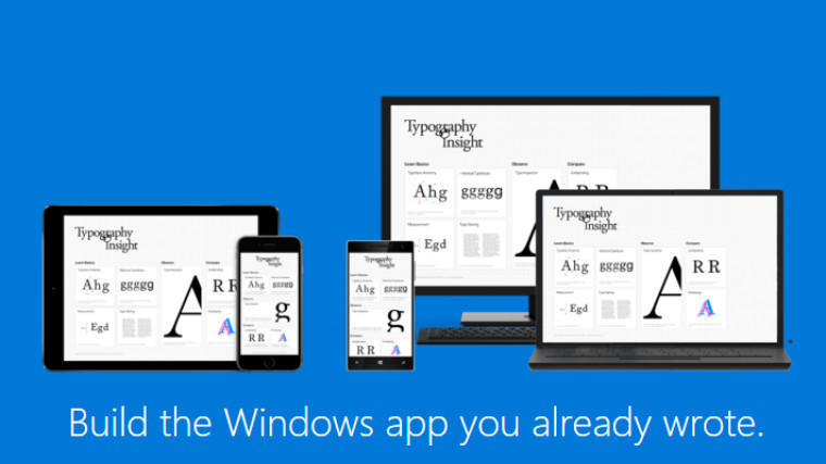 Windows Bridge for iOS getting new features, integration with CoreFoundation and more