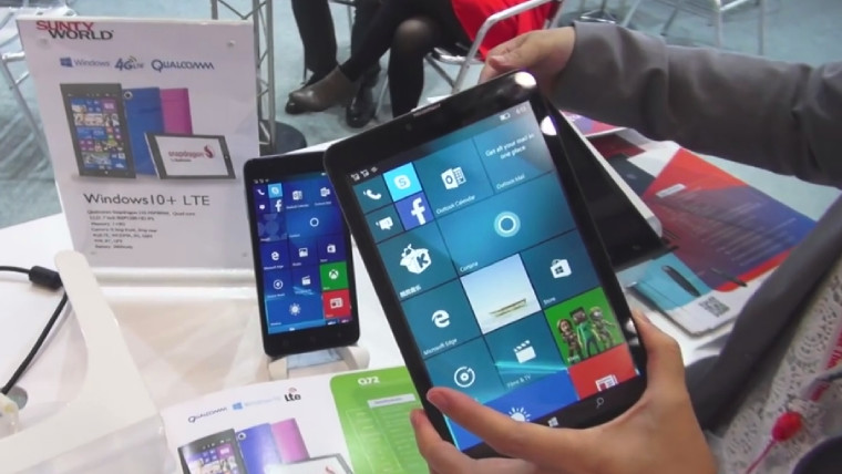 7 and 8 inch windows 10 mobile devices revealed with 4g lte connectivity neowin. Black Bedroom Furniture Sets. Home Design Ideas