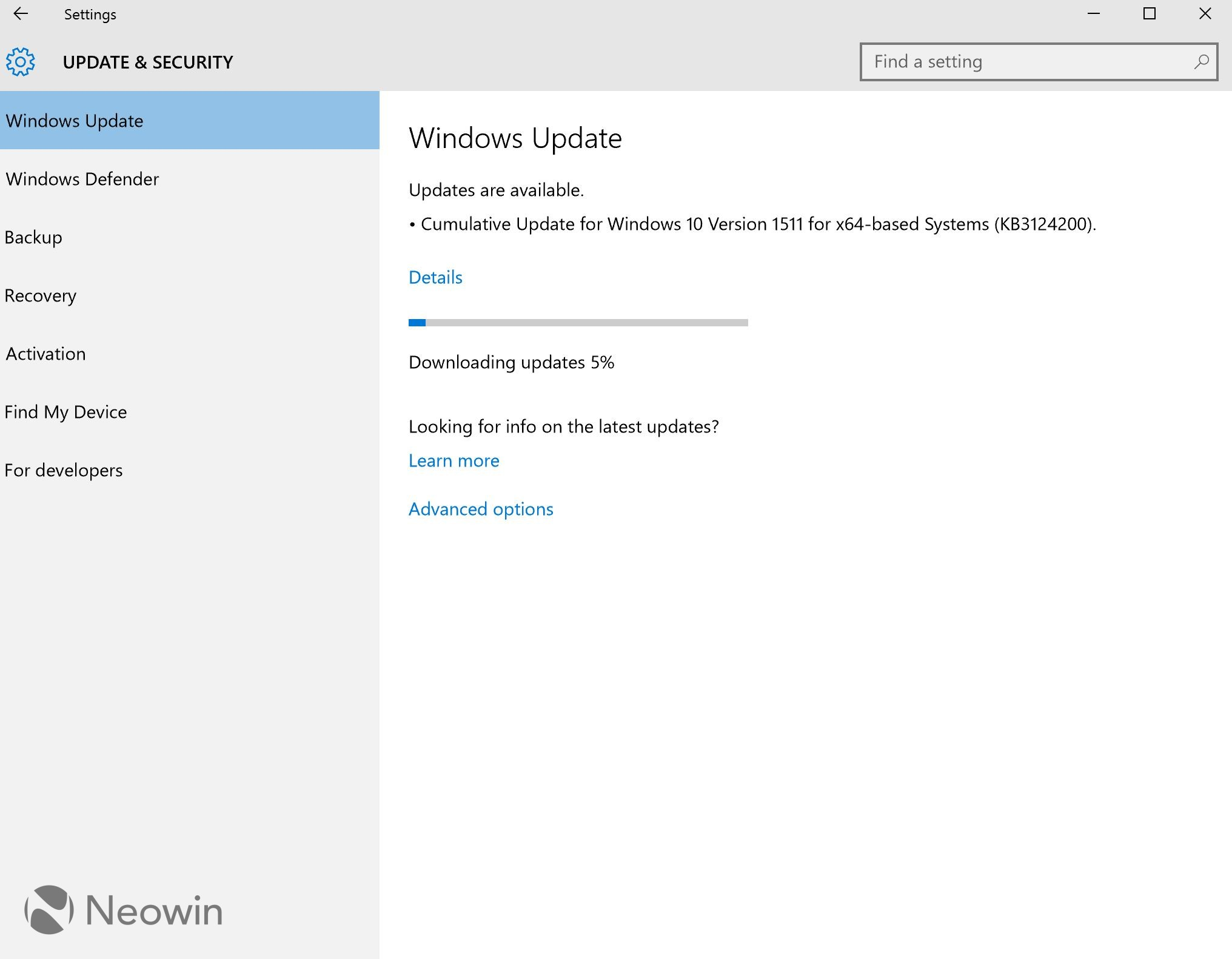 How To Update My Windows 10 Build How Windows 10s