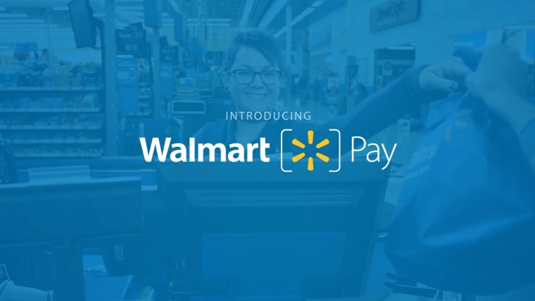 Wal-Mart enters mobile payment with launch of Walmart Pay
