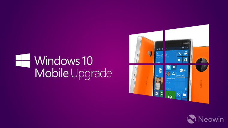 Windows 10 Mobile Rollout To Begin For Lumias 640 830 930 And More