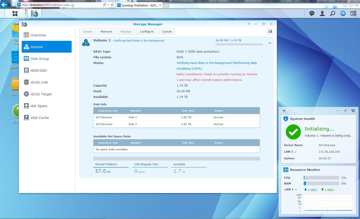 Detailed look at the new Synology DS716+ NAS [Update] - Neowin