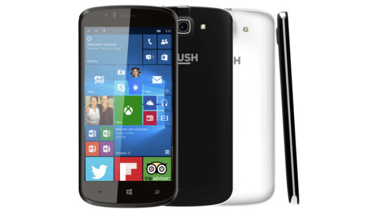 Windows 10 Mobile-powered Bush Eluma smartphone goes on sale