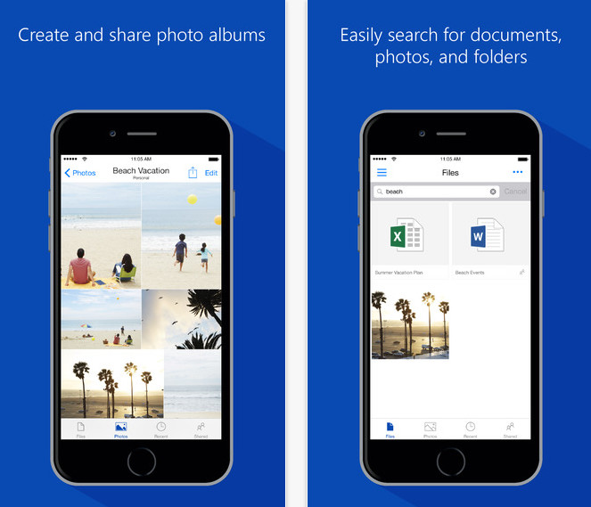 Microsoft puts 'pressure' on OneDrive with new iOS update