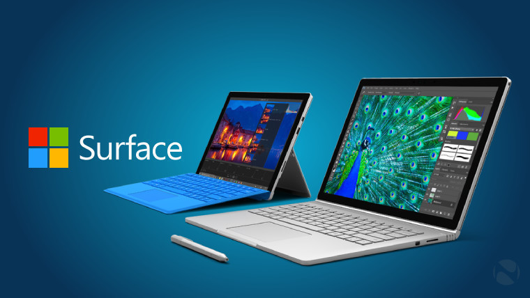 Surface Book and Pro 4 now available in the UK with 10% off, free