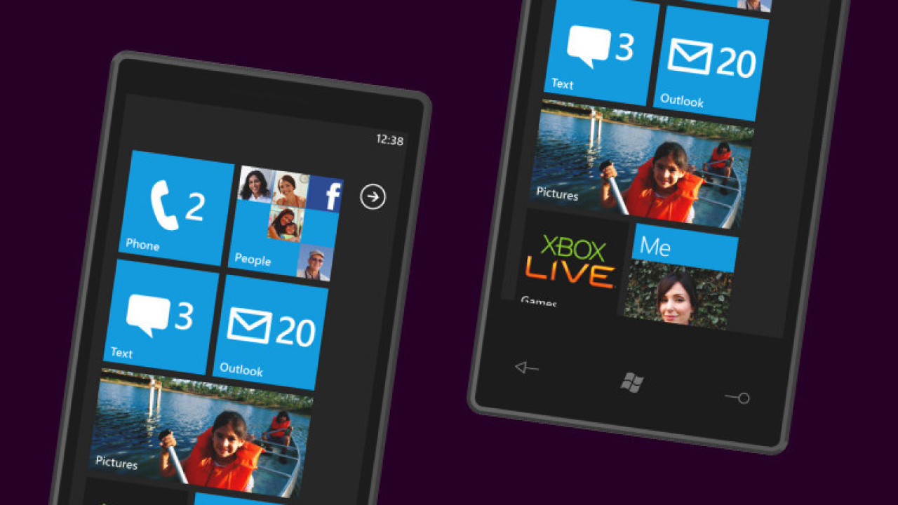 Nokia finally unveils not one but two windows phones the lumia 800 - Windows Mobile Phone 7