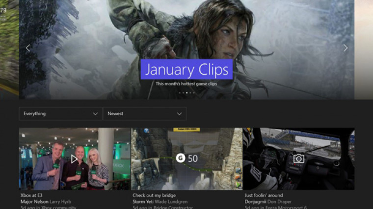 Xbox February update hits Xbox One tomorrow, Windows 10 today