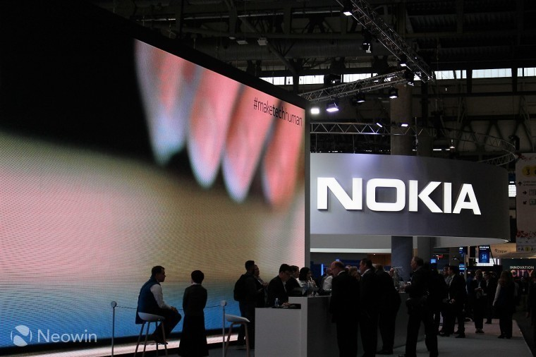 Nokia is selling its Health business back to the former owner