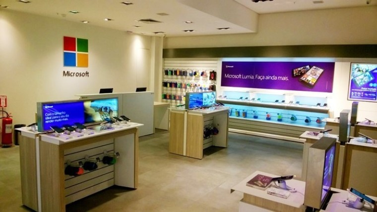 Microsoft confirms pullout of its brick and mortar stores across Brazil