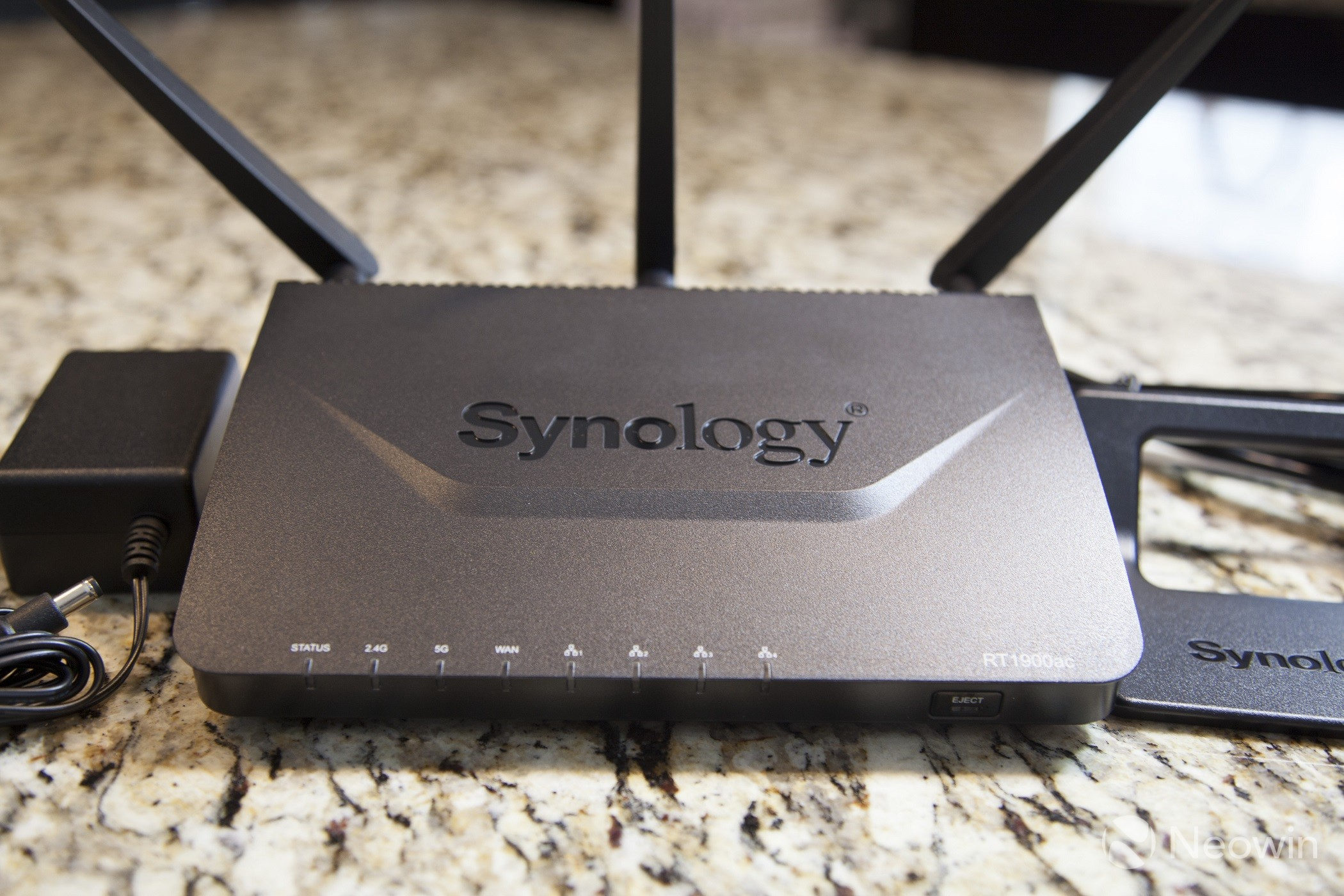 Not just storage anymore: the Synology RT1900ac home router