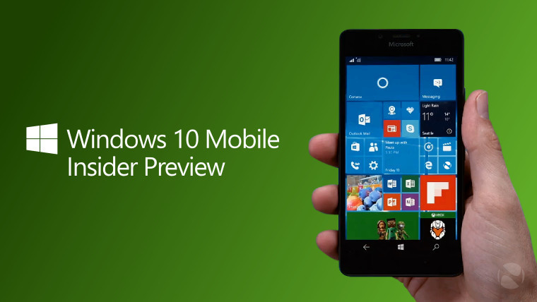 Hands on with Windows 10 Mobile Insider Preview build 14283