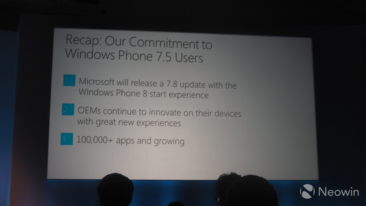 Nokia finally unveils not one but two windows phones the lumia 800 - Microsoft Promised Owners Of These Older Devices That They Would Not Be Abandoned And Said That Windows Phone 7 X Handsets Would Be Eligible For A Further