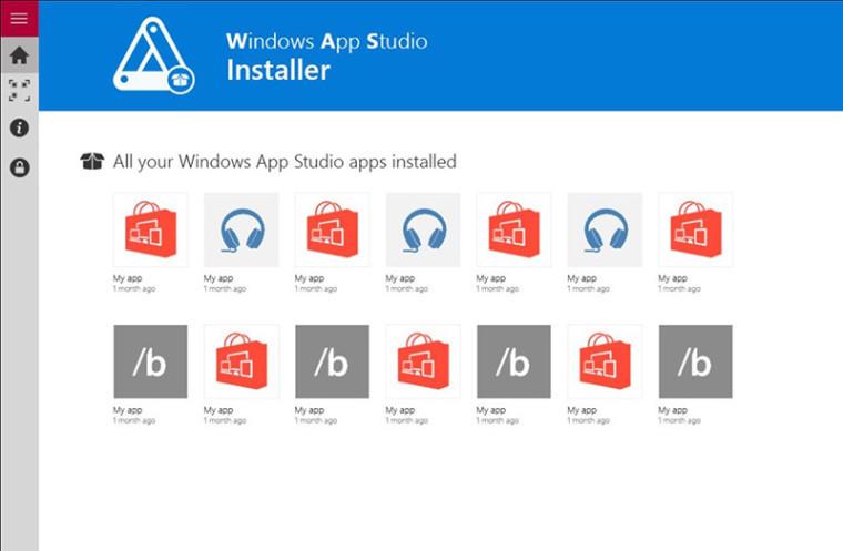 Microsoft releases Windows App Studio Installer to make