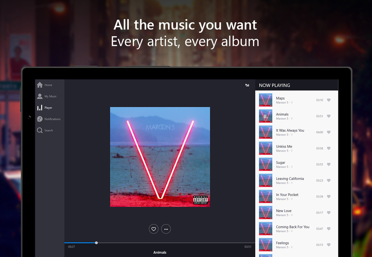 Deezer launches beta app for Windows 10 PCs and phones - Neowin