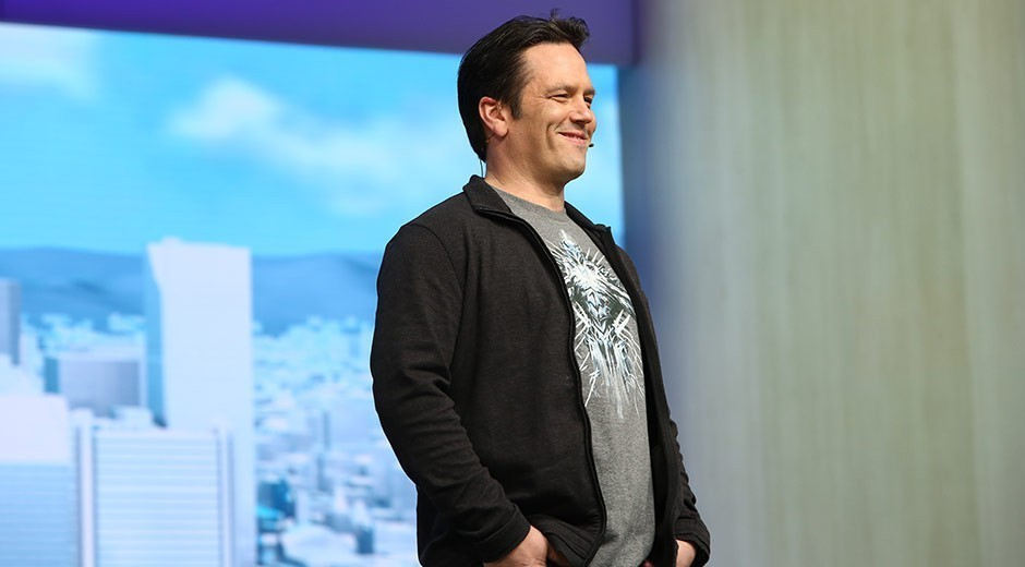 Xbox leader Phil Spencer joins the Microsoft Senior Leadership Team