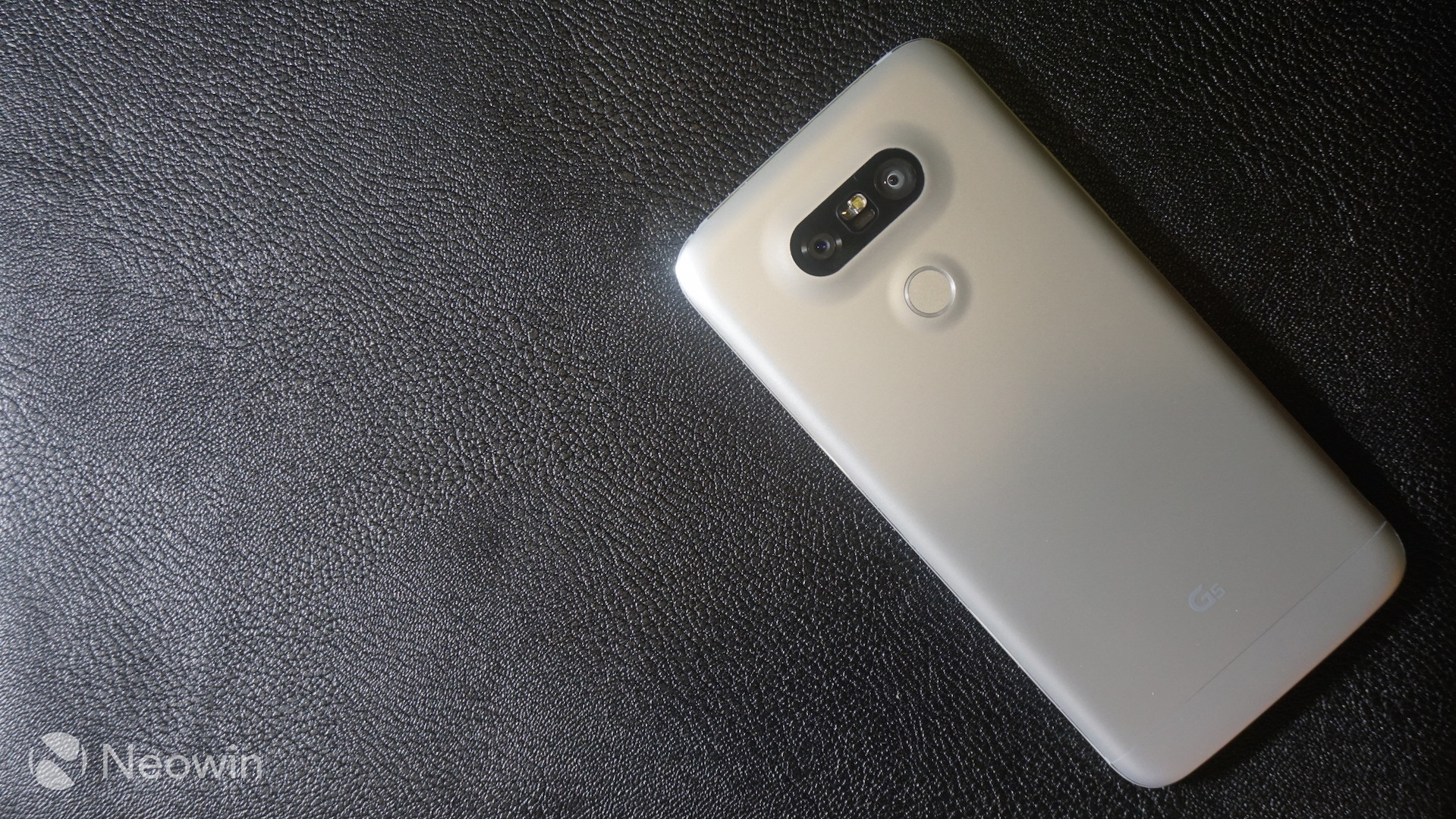 First 24: Hands-on with the LG G5