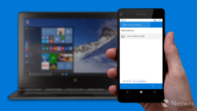 You can download Microsoft's new Windows 10 Mobile