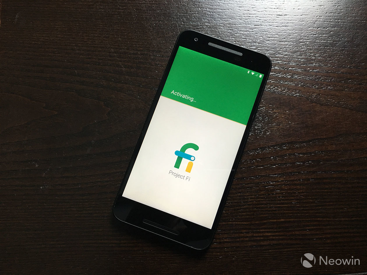 Google's Project Fi cell phone service adds Bill Protection unlimited data feature