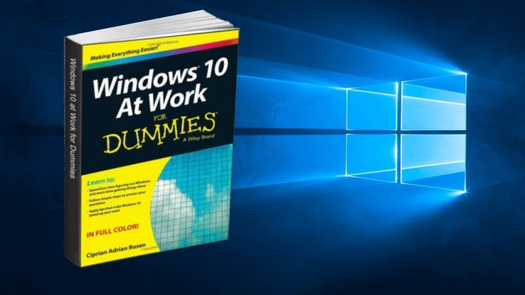 Get This Windows 10 At Work For Dummies Ebook For Free Neowin