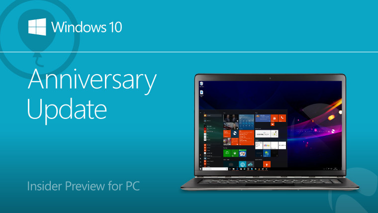 Microsoft releases Windows 10 for PCs build 14393.10