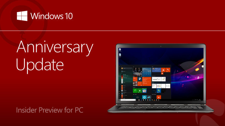 Here are the fixes, improvements, and known issues in Windows 10 for PCs  build 14393