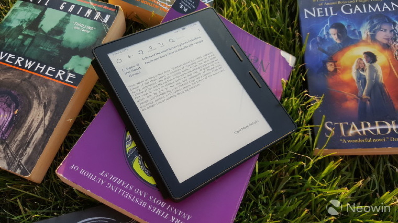 Kindle Oasis 3G review: the best Kindle that $360 can buy
