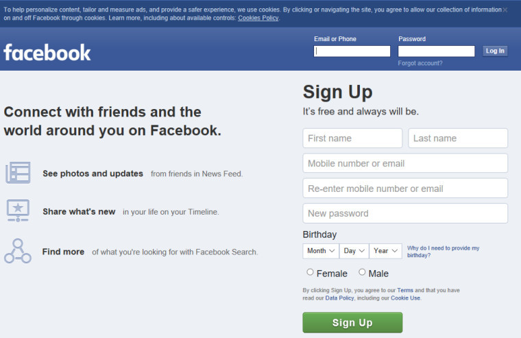 Facebook will now officially track and serve you ads even ...