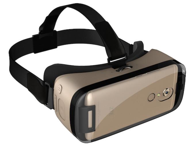 ZTE's Daydream VR headset
