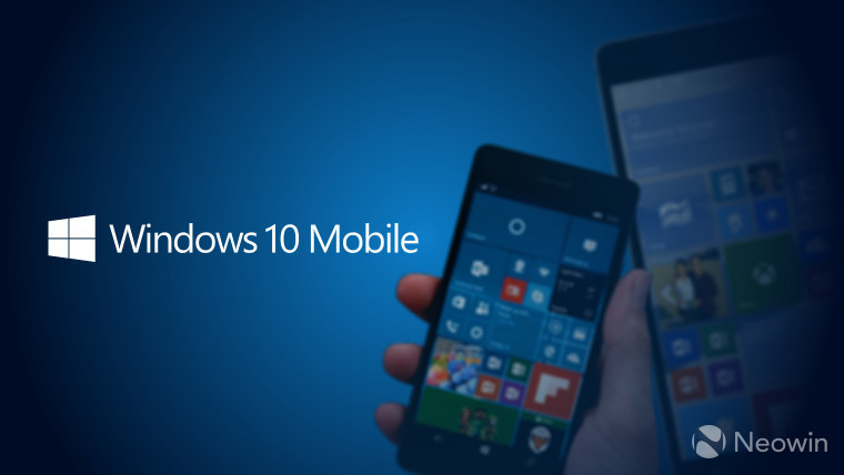 Windows 10 mobile concept redesigns a different part of the os.