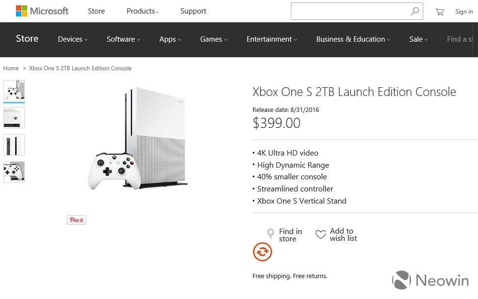 Xbox one slim release date in Brisbane