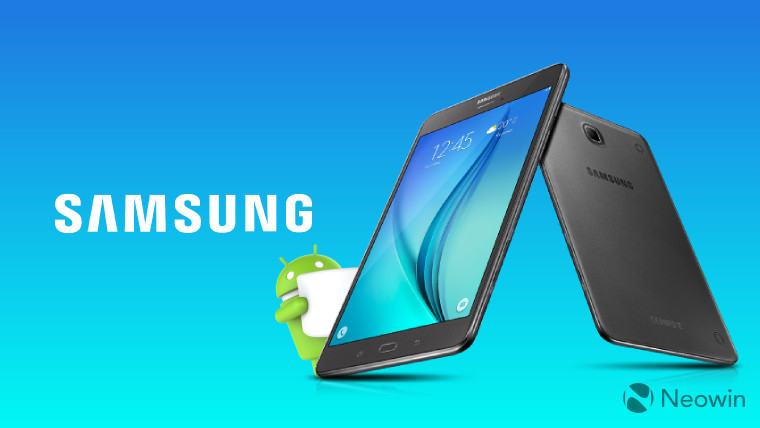 Android 6 0 Marshmallow begins rolling out to Samsung Galaxy Tab A