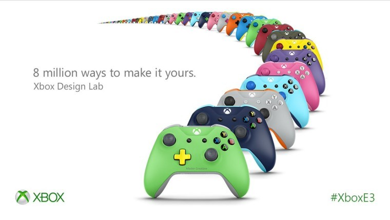 Microsoft unveils Xbox Design Lab, lets you create your own ...