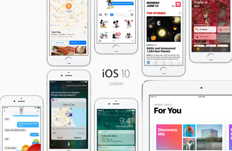 IOS 10 paves the way for advanced mobile photo editing