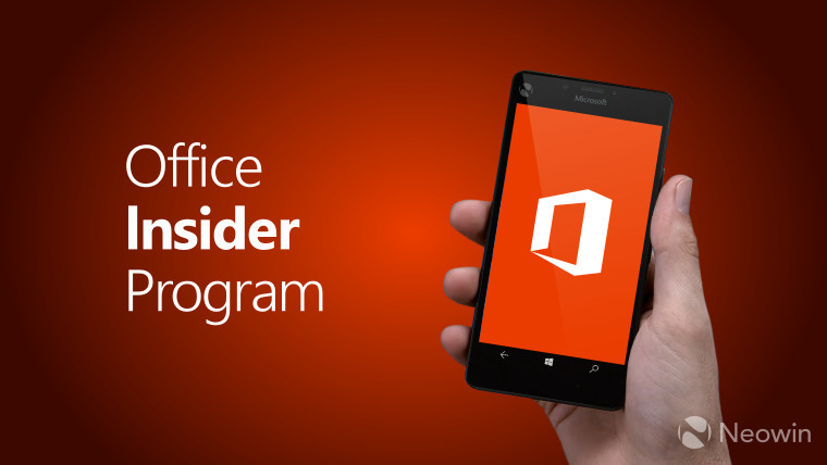 Slow Ring Office Insiders Get A New Build For Windows 10 Mobile Neowin