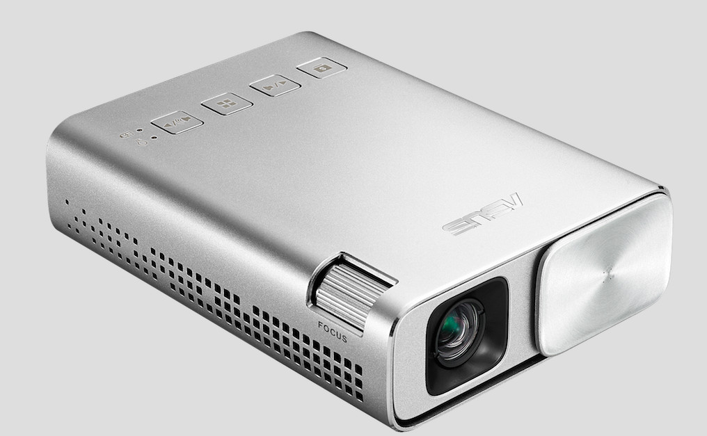 Asus' latest portable projector offers auto keystone