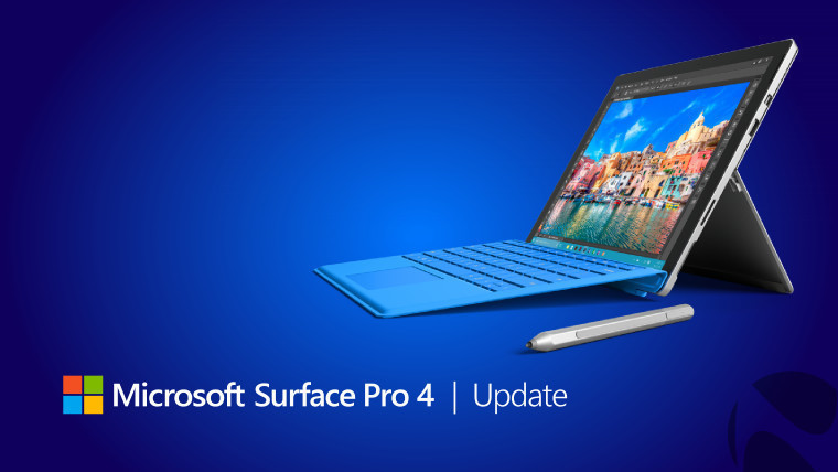 Surface Laptop and Pro 4 get firmware updates with a ton of