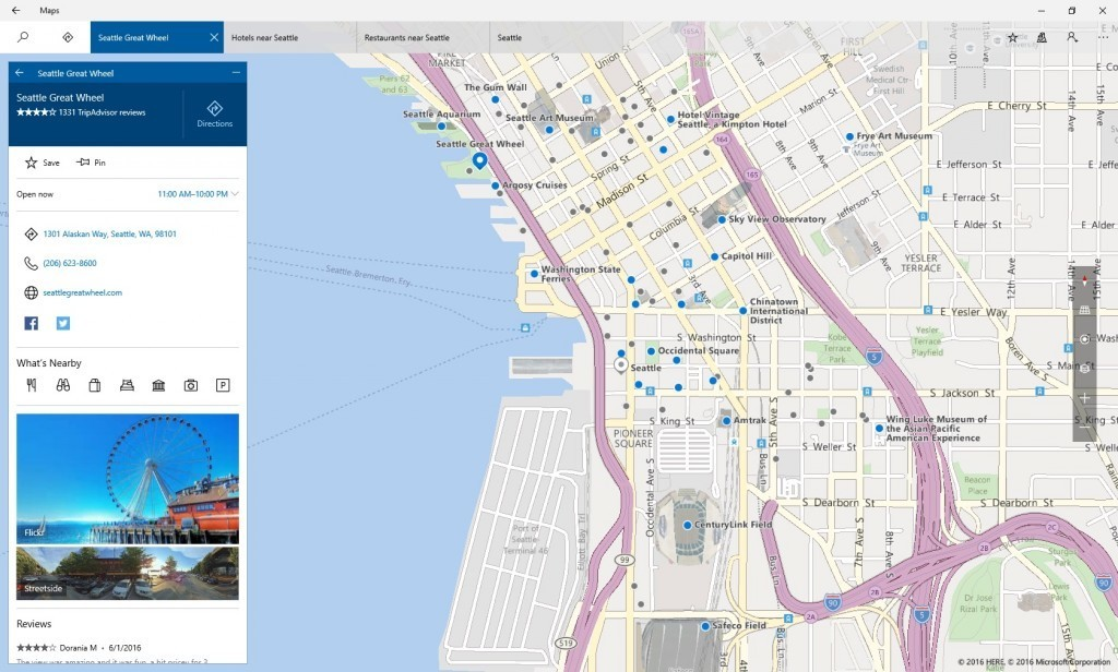 Microsoft updates Windows 10 Maps app, including migration tool for users of HERE apps - Neowin
