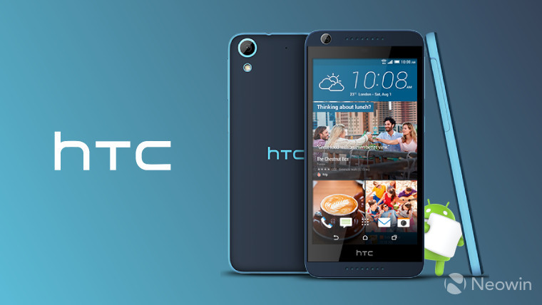 Android 6 0 Marshmallow now available for HTC Desire 626 on
