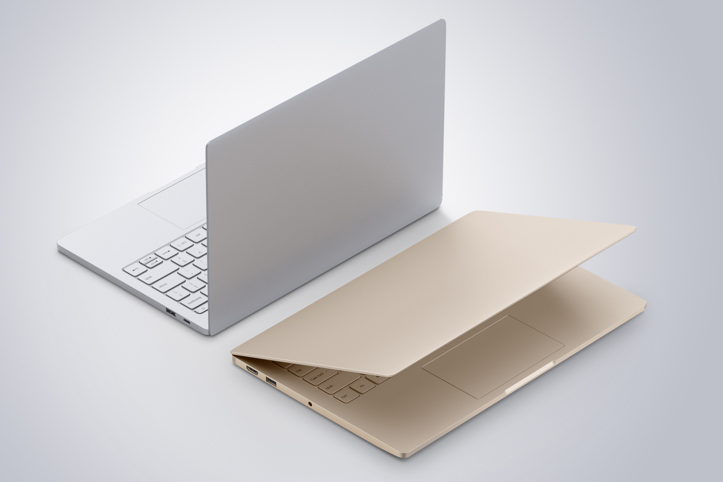 Xiaomi unveils Macbook Air competitor, the 13.3 and 12.5inch Mi