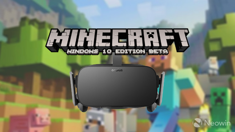 Windows 10 Edition to support the Oculus Rift