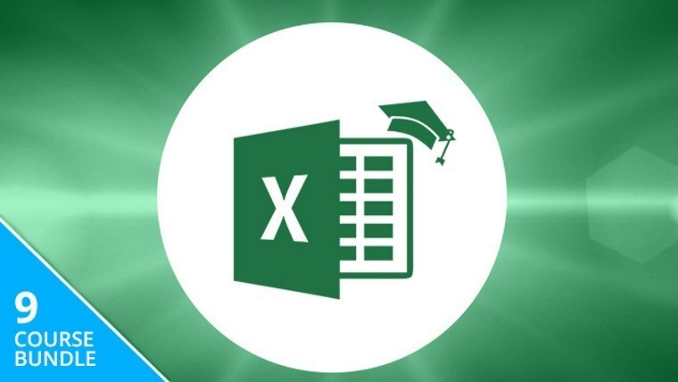 Get Elearnexcel The Microsoft Excel Master Certification Bundle For