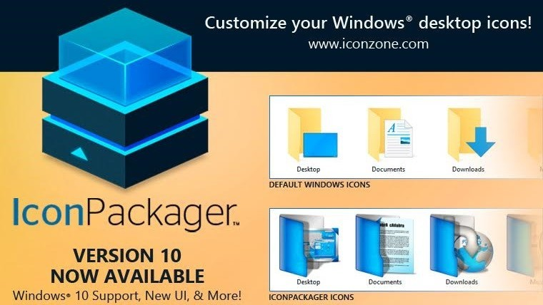 Stardock releases IconPackager 10 - customize and download unique