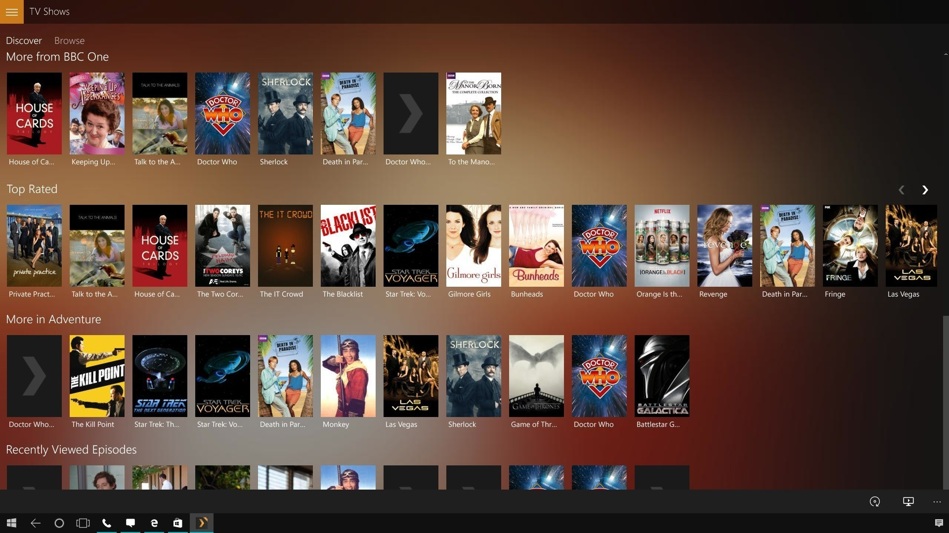 Plex follows up with beta testing for Windows 10 Mobile - Neowin