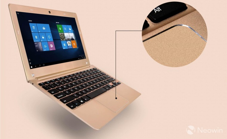 The Jumper EZBook Air: a MacBook Air wannabe that comes with Windows 10 for under $300