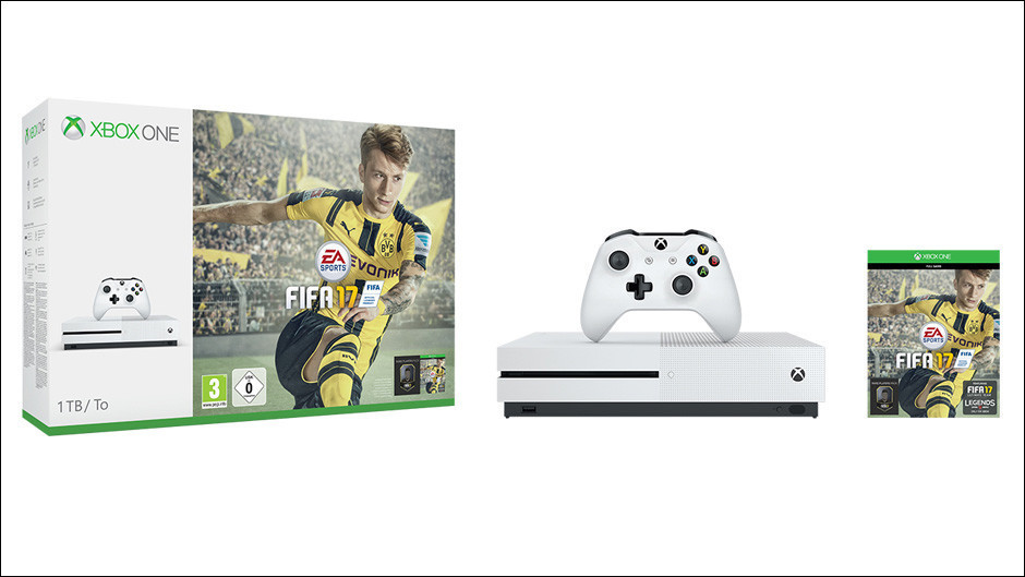 Tesco deal knocks Xbox One S with Federation Internationale de Football Association 17 down to £199